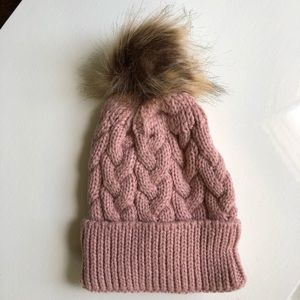 Other - Baby  girl knit beanie